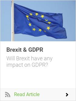 Brexit & GDPR