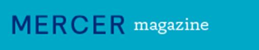 Mercer Magazine  logo