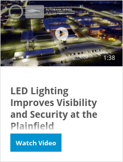 LED Lighting Improves Visibility and Security at the Plainfield Correctional Facility