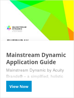 Mainstream Dynamic Application Guide