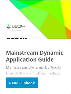 Mainstream Dynamic Application Guide