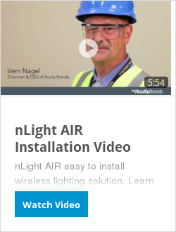 nLight AIR Installation Video