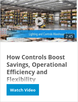 How Controls Boost Savings, Operational Efficiency and Flexibility