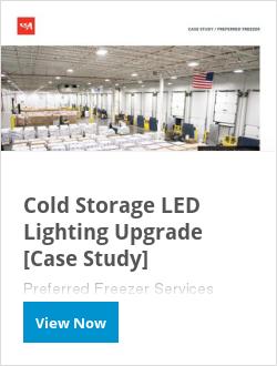 Cold Storage LED Lighting Upgrade [Case Study]