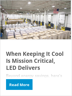When Keeping It Cool Is Mission Critical, LED Delivers