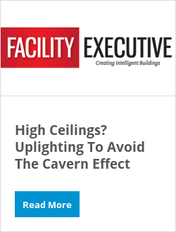 High Ceilings? Uplighting To Avoid The Cavern Effect