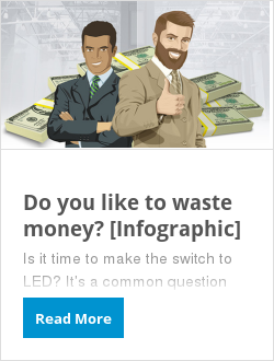 Do you like to waste money? [Infographic]