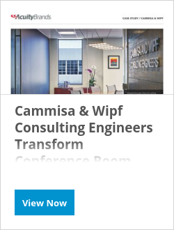 Cammisa & Wipf Consulting Engineers Transform Conference Room