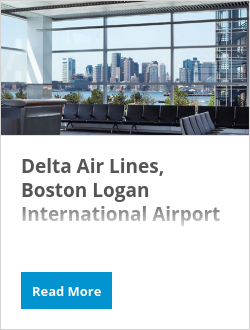 Delta Air Lines, Boston Logan International Airport