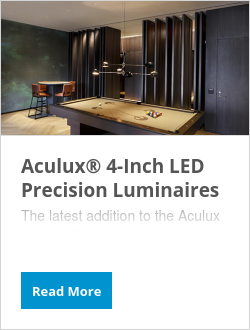 Aculux® 4-Inch LED Precision Luminaires