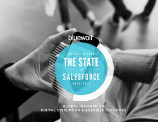 The State of Salesforce 2015