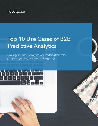 Top 10 Use Cases of B2B Predictive Analytics