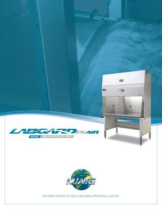 LabGard AIR NU-543 Class II, Type A2 Biosafety Cabinet Brochure