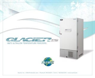 [Brochure] Glacier Ultralow Temperature Freezers