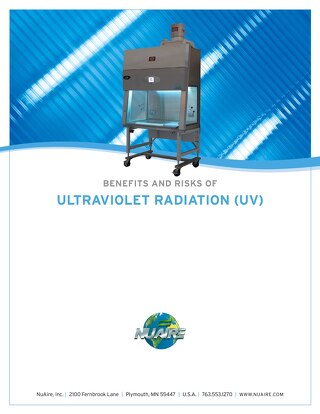 [White Paper] Benefits and Risks of Ultraviolet (UV) Light