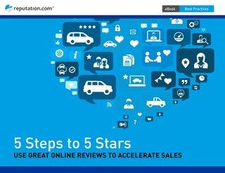 5 Steps 5 Stars eBook