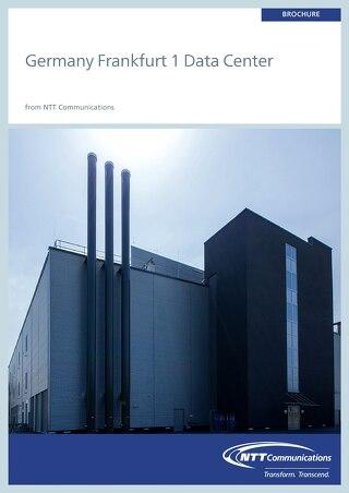 Germany Frankfurt 1 Data Center Brochure