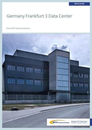 Germany Frankfurt 3 Data Center Brochure