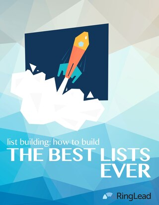 List Building: How to Build the Best Lists EVER
