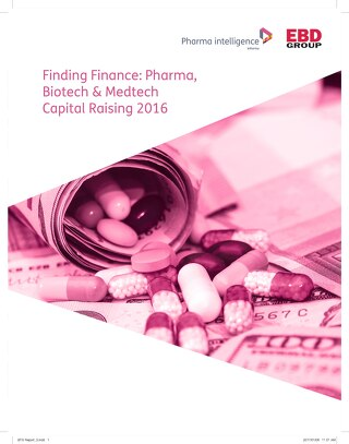 Finding Finance: Pharma, Biotech & Medtech Capital Raising 2016