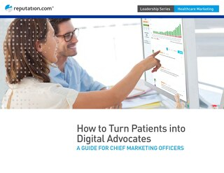 How to Turn Patients into Digital Advocates - A Guide for Chief Marketing Officers