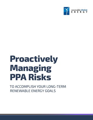 Proactively Managing PPA Risks