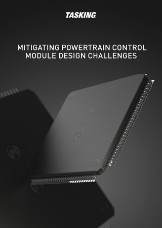 Mitigating Powertrain Control Module Design Challenges