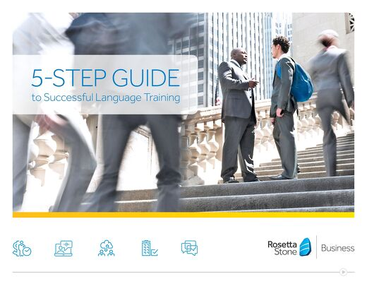 5-Step Guide to Successful Language Training
