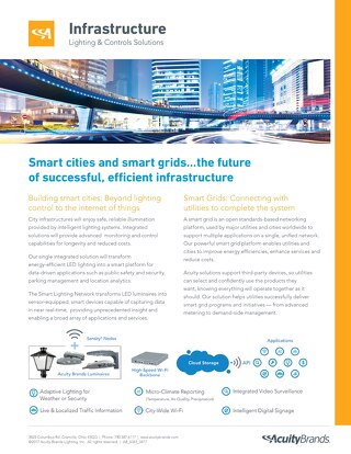 Building Smart Cities Means Taking Lighting Control to the Next Level