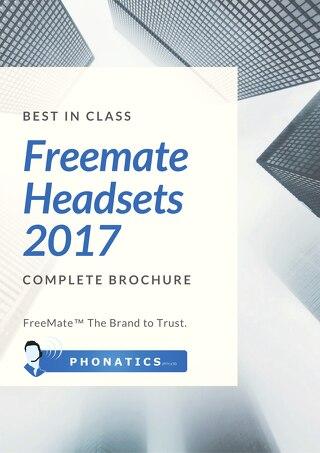 Freemate Headsets 2017 [Flipbook]