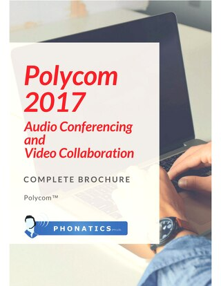Polycom Audio & VC 2017 [Flipbook]
