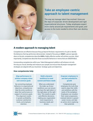 Optimize Competency Package