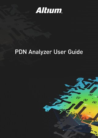 PDN Analyzer User Guide
