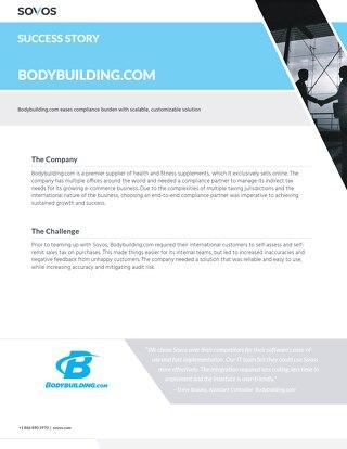 Sovos Success Story: BB.Com