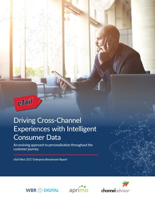 Driving Cross-Channel Experiences with Intelligent Consumer Data