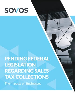 Pending Federal Legislation Regarding Sales Tax