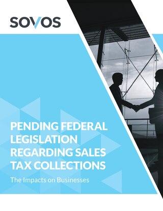 Pending Federal Legislation Regarding Sales Tax
