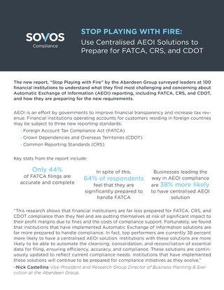 Sovos_Aberdeen AEOI Compliance