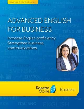 Advanced English for Business Brochure