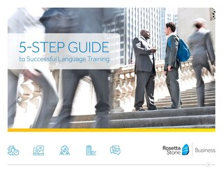 5-Step Guide to Successful Language Training (BrE)