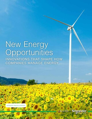 New Energy Opportunities: Innovations That Shape How Companies Manage Energy - Whitepaper