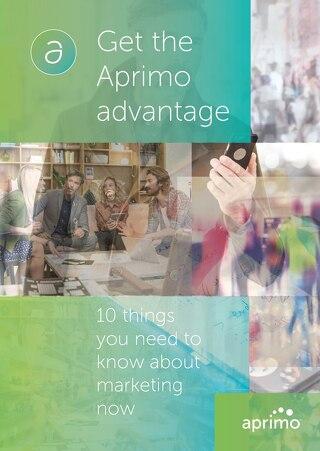 Get the Aprimo Advantage [Booklet]