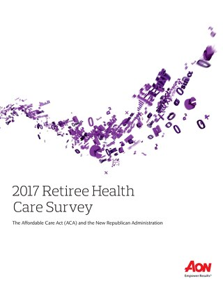 2017 Retiree Health Care Survey