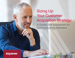 Sizing Customer Acquisition - Self-Assessment