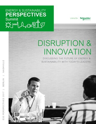 Disruption & Innovation: 2017 Perspectives Summit