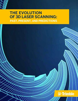 The Evolution of 3D Laser Scanning
