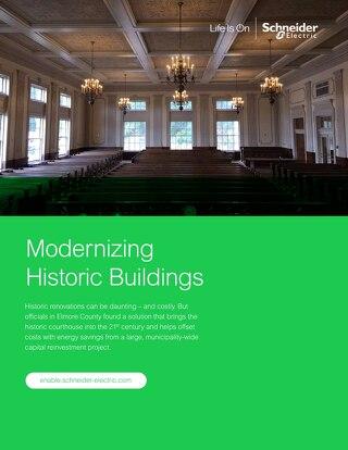 Modernizing Historic Buildings (eBook)
