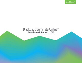 2017 Benchmark Report: Luminate Online
