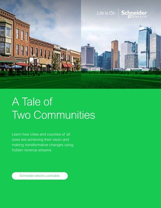 A Tale of Two Communities -Ebook