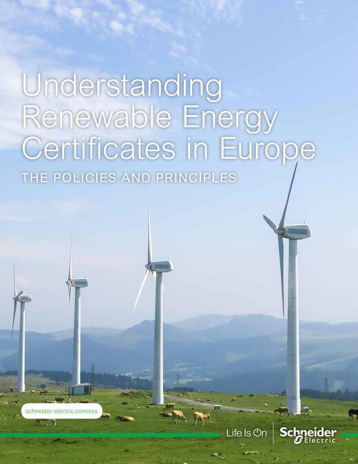 Understanding Renewables Energy Certificates in Europe